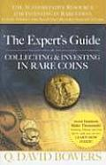 The Experts Guide To Collecting &amp; Investing in Rare Coins Cover