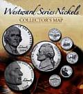 Westward Series Nickels Collectors Map