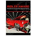 The Ridler Award: The Detroit Autorama's Best of Show