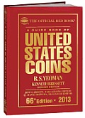 The Official Red Book: A Guide Book of United States Coins 2013: Hardcover Version (Official Red Book: A Guide Book of United States Coins) Cover