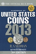 The Official Blue Book Handbook of United States Coins (Handbook of United States Coins: The Official Blue Book)