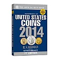 The Official Blue Book Handbook of United States Coins 2014