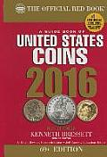 A Guide Book of United States Coins 2016 Hidden Spiral