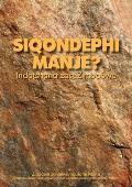 Siqondephi Manje? Indatshana Zasezimbabwe