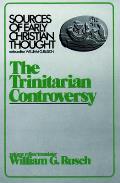 Trinitarian Controversy