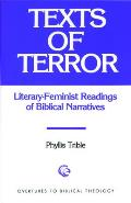 Overtures to Biblical Theology #13: Texts of Terror: Literary-Feminist Readings of Biblical Narratives