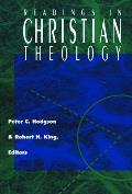 Readings In Christian Theology