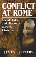 Conflict At Rome Social Order & Hierarch