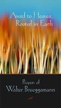 Awed to Heaven Rooted in Earth The Prayers of Walter Brueggemann