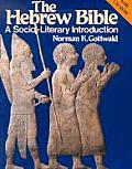 Hebrew Bible-FL: A Socio-Literary Introduction [With CDROM]
