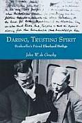 Daring, Trusting Spirit: Bonhoeffer's Friend Eberhard Bethge