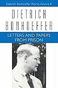 Dietrich Bonhoeffer Works #08: Letters and Papers from Prison Cover