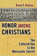 Honor Among Christians