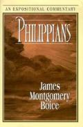 Philippians An Expositional Commentary