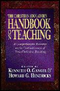 Christian Educators Handbook On Teaching