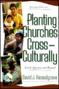 Planting Churches Cross Culturally North America & Beyond