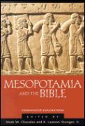 Mesopotamia & The Bible Comparative Expl