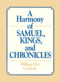 Harmony Of The Books Of Samuel Kings &