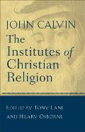 Institutes of Christian Religion (86 Edition)