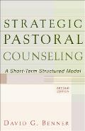 Strategic Pastoral Counseling A Short Term Structured Model