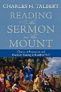 Reading the Sermon on the Mount Character Formation & Decision Making in Matthew 5 7
