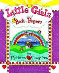 Little Girls Book of Prayers (Little Girls) Cover