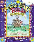 Little Boys Bible Storybook: For Mothers and Sons (Little Boys)