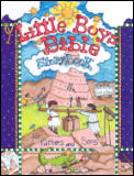 Little Boys Bible Storybook For Fathers