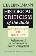 Historical Criticism Of The Bible Method