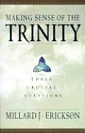 Making Sense of the Trinity: Three Crucial Questions (3 Crucial Questions) Cover