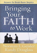 Bringing Your Faith To Work Answers For