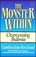 Monster Within: Overcoming Bulimia Cover