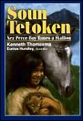 Soun Tetoken, Nez Perce boy