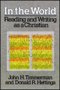 In The World Reading & Writing As A Chri