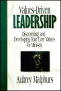 Values Driven Leadership