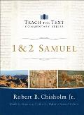 1 & 2 Samuel (Teach the Text Commentary) Cover