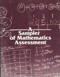 Sampler of Mathematics Assessment