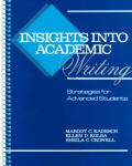 Insights into academic writing