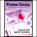 Problem Solving Critical Thinking & Comu