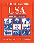 Introducing The Usa A Cultural Reader