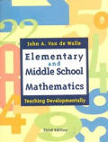 Elementary & Middle School Math 3rd Edition