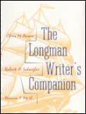 The Longman writer's companion