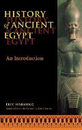 History Of Ancient Egypt An Introduction