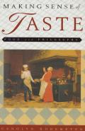 Making Sense Of Taste Food & Philosophy
