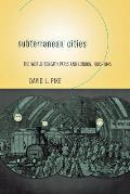 Subterranean Cities: The World Beneath Paris and London, 1800-1945