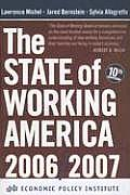 State Of Working America 2006 2007