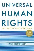 Universal Human Rights in Theory & Practice 3rd Edition