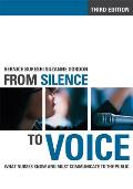 From Silence to Voice What Nurses Know & Must Communicate to the Public