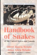 Handbook of Snakes of the United States & Canada