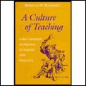 Culture Of Teaching Early Modern Hum